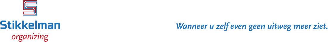 logo Stikkelman Organizing